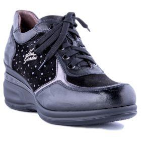 Zapatillas Mujer Nero Giardini 16071D (Negro, 41)