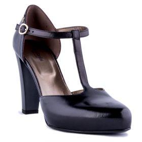 Zapato Salón Mujer Nero Giardini 16300DE (Negro, 40)