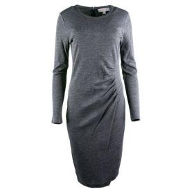 Vestido Mujer Michael by Michael Kors MF68WDYJM2 (Gris, L)