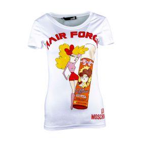 Camiseta Mujer Love Moschino W4B194UE2065