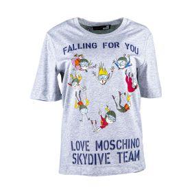 Camiseta Mujer Love Moschino W4F151SM3517