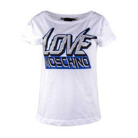Camiseta Mujer Love Moschino W4F301PM3876