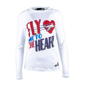 Camiseta Mujer Love Moschino W4G5205E2065
