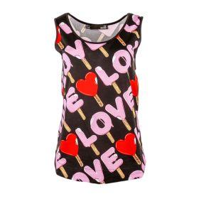 Top Mujer Love Moschino W4G7880M4180