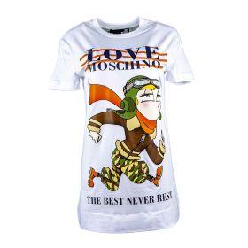 Camiseta Mujer Love Moschino W4G8701E2065