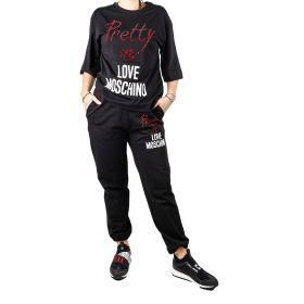 Camiseta Mujer Love Moschino W4H0903M3876
