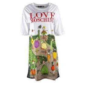 Vestido Mujer Love Moschino W592313M3517