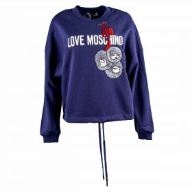 Sudadera Mujer Love Moschino W635601M3928