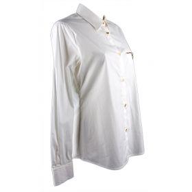 Camisa Mujer Love Moschino WCB1683S2642 (Blanco, L)