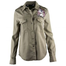 Camisa Mujer Love Moschino WCC7301T9531
