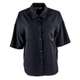 Camisa Mujer Love Moschino WCD0201T9688