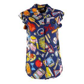 Camisa Mujer Love Moschino WCD1100T9701