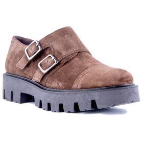 Zapato Mujer Alpe 31721119 (Marron, 37 )