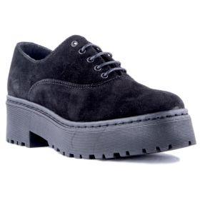 Zapato Mujer Alpe 31921105 (Negro, 35)