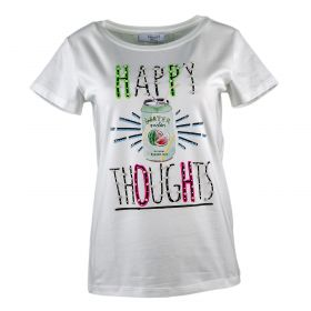 Camiseta Mujer Blugirl 07197
