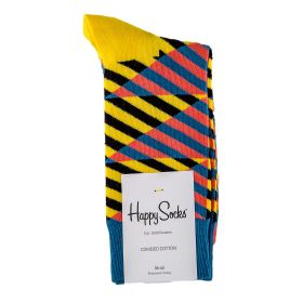 Calcetines Mujer Happy Socks Diagonal Stripe