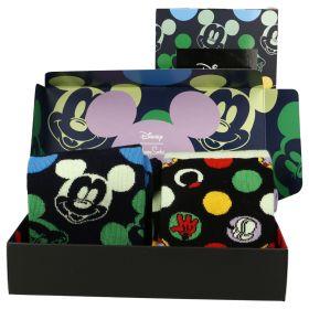 Calcetines Mujer Happy Socks PACK 2 DISNEY GIFT SE