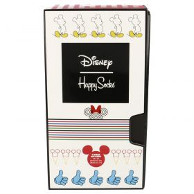 Calcetines Mujer Happy Socks PACK 4 DISNEY HOLIDAY