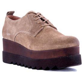 Zapato Mujer Hangar shoes 3830 (Marron, 38)