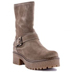 Bota Mujer Hangar shoes 7309 (Marron, 40)