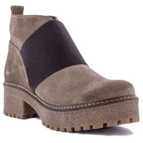 Botín Mujer Hangar shoes 7319 (Marron, 39)