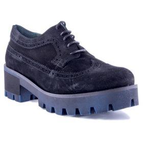 Zapato Mujer Visset 255 (Negro, 40)