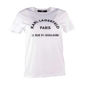 Camiseta Mujer Karl Lagerfeld 200W1741