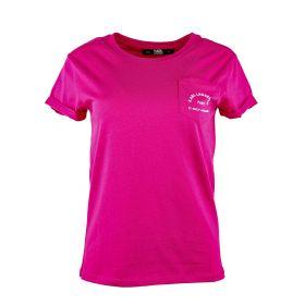 Camiseta Mujer Karl Lagerfeld 201W1703