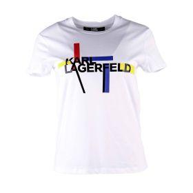 Camiseta Mujer Karl Lagerfeld 201W1719