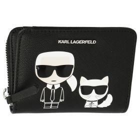 Cartera Mujer Karl Lagerfeld KKONIC SM FOLDED ZIP