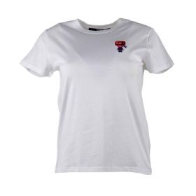 Camiseta Mujer Karl Lagerfeld 210W1730