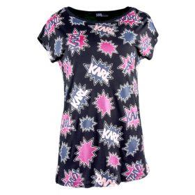 Camiseta Mujer Karl Lagerfeld 66KW1718 (Multicolor, M)