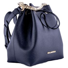 Bolso Mujer Karl Lagerfeld 66KW3003 (Negro, Única)