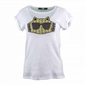 Camiseta Mujer Karl Lagerfeld 91KW1726