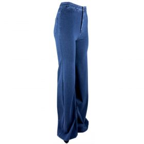 Pantalón tejano Mujer Acynetic PGWW-RCLI (Azul-01, XXS)