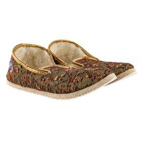 Zapatillas Mujer Pantoufle À Pépère GOLD