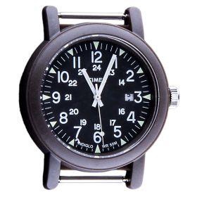 Esfera reloj Unisex Timex T2N363WS (Gris-01, Única)
