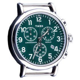 Esfera reloj Unisex Timex TW2P97400WS (Verde-01, Única)