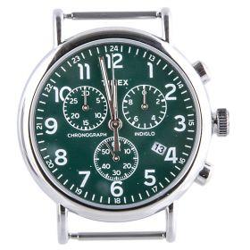 Esfera reloj Unisex Timex TW2R35600LH (Verde-01, Única)