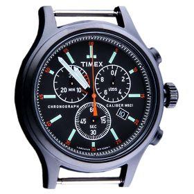 Esfera reloj Unisex Timex TW2R58000WS (Negro, Única)