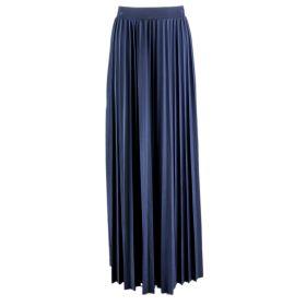 Falda Mujer Michael by Michael Kors MS77ENR03G  (Azul-01, L)