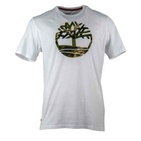 Camiseta Hombre Timberland A2FAQ