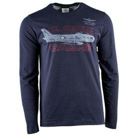 Camiseta Hombre Aeronautica Militare TS1537J418