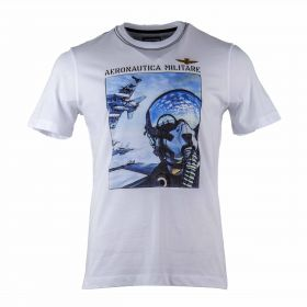 Camiseta Hombre Aeronautica Militare TS1852J513