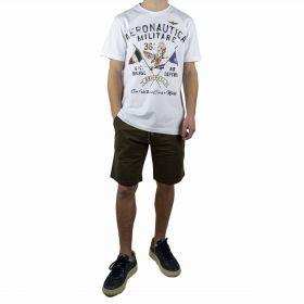 Camiseta Hombre Aeronautica Militare TS1860J469