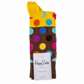 Calcetines Hombre Happy Socks Big Dot Block