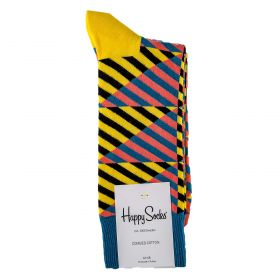 Calcetines Hombre Happy Socks Diagonal Stripe