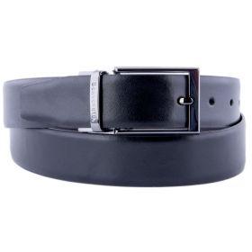 Cinturón Hombre Benvenuto 69769-26543 (Negro, 95 cm.)