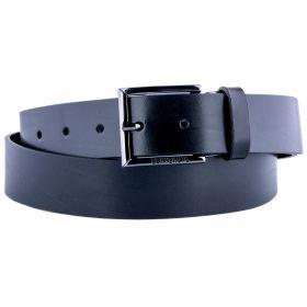 Cinturón Hombre Benvenuto 69772-26546 (Negro, 105 cm.)