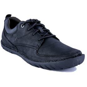 Zapato Hombre Cat P716620 (Negro, 45 )